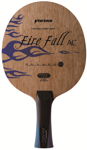 Victas Fire Fall AC Offensive Plus Table Tennis Blade