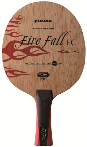 Victas Fire Fall FC Offensive Table Tennis Blade