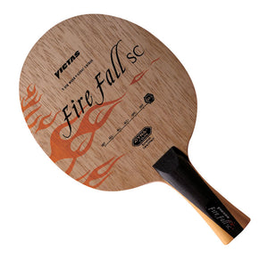 Victas Fire Fall SC Offensive Plus Table Tennis Blade