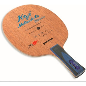 Victas Koji Matsushita Offensive Modern Defender Table Tennis Blade (Original Version)