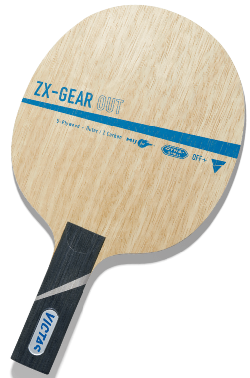 Victas ZX-Gear Out Offensive Plus Table Tennis Blade