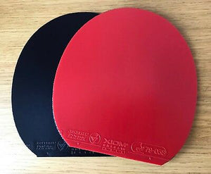 XIOM Omega VII Asia Offensive Table Tennis Rubber