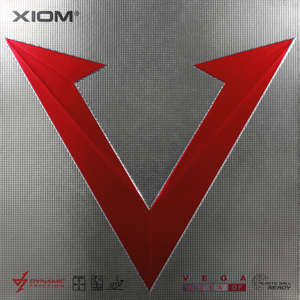 XIOM Vega Asia DF Table Tennis Rubber