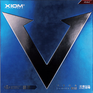 XIOM Vega China VM Table Tennis Rubber