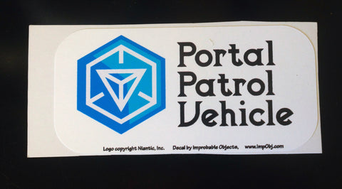 Portal Patrol Vehicle (Ingress)