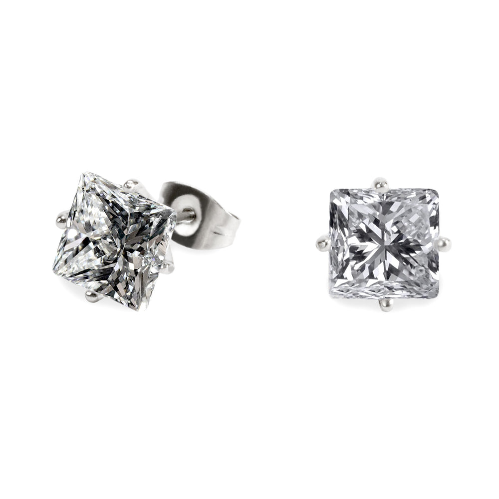 stainless-8mm-square-cz-stud-earrings-boucles-oreilles-pierre-carrée-acier-inox-T411E097-MIA