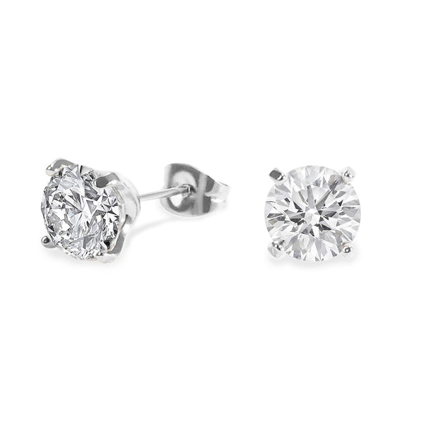 stainless-8mm-round-zirconia-stud-earrings-hypoallergenic-boucles-oreilles-acier-inox-hypoallergéniques-T411E102-MIA