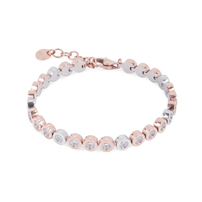stainless steel bracelet for women hypoallergenic T418B004ARRO