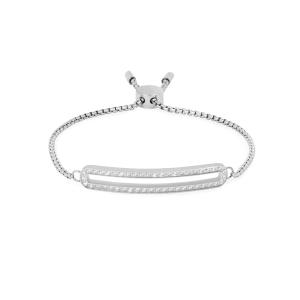 stainless steel bracelet for women hypoallergenic T418B007AR