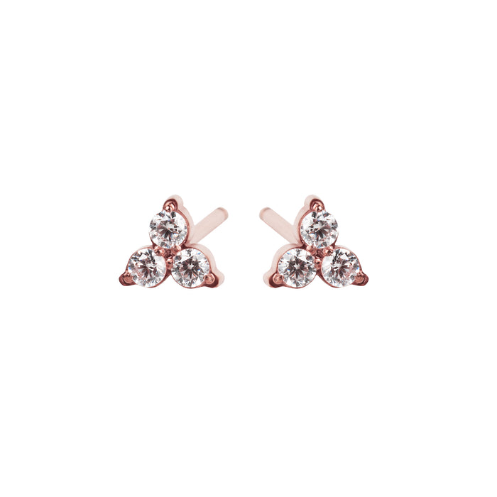 Atlas stud earrings