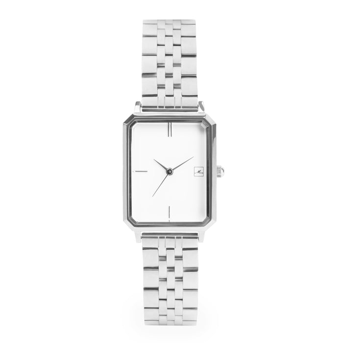 Stainless Steel Angle Watch