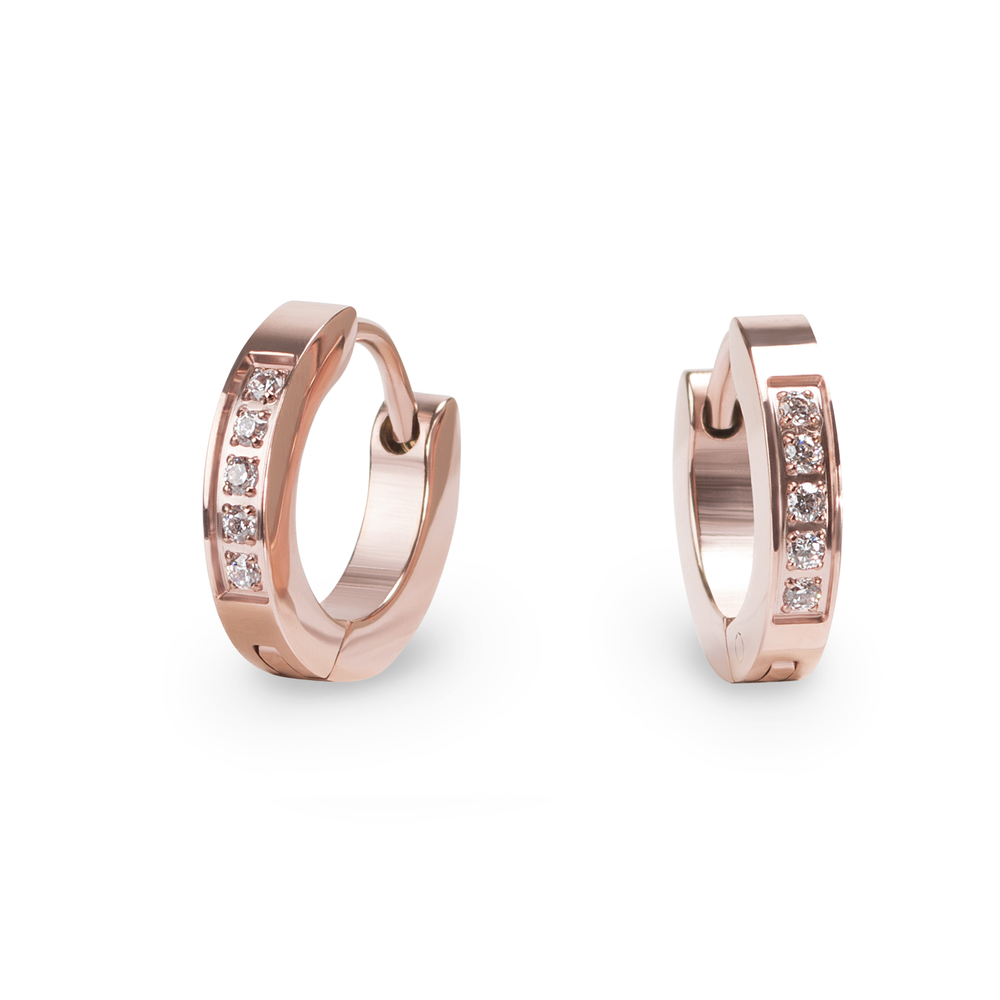 small-rose-gold-stainless-cz-huggies-earrings-hypoallergenic-petites-boucles-oreilles-dormeuses-acier-inox-hypoallergéniques-or-rose-T411E050DORO-MIA