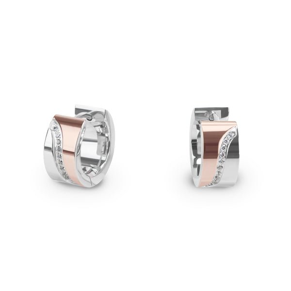 rosegold-stainless-huggie-earrings-hypoallergenic-T416E010DORO-MIA