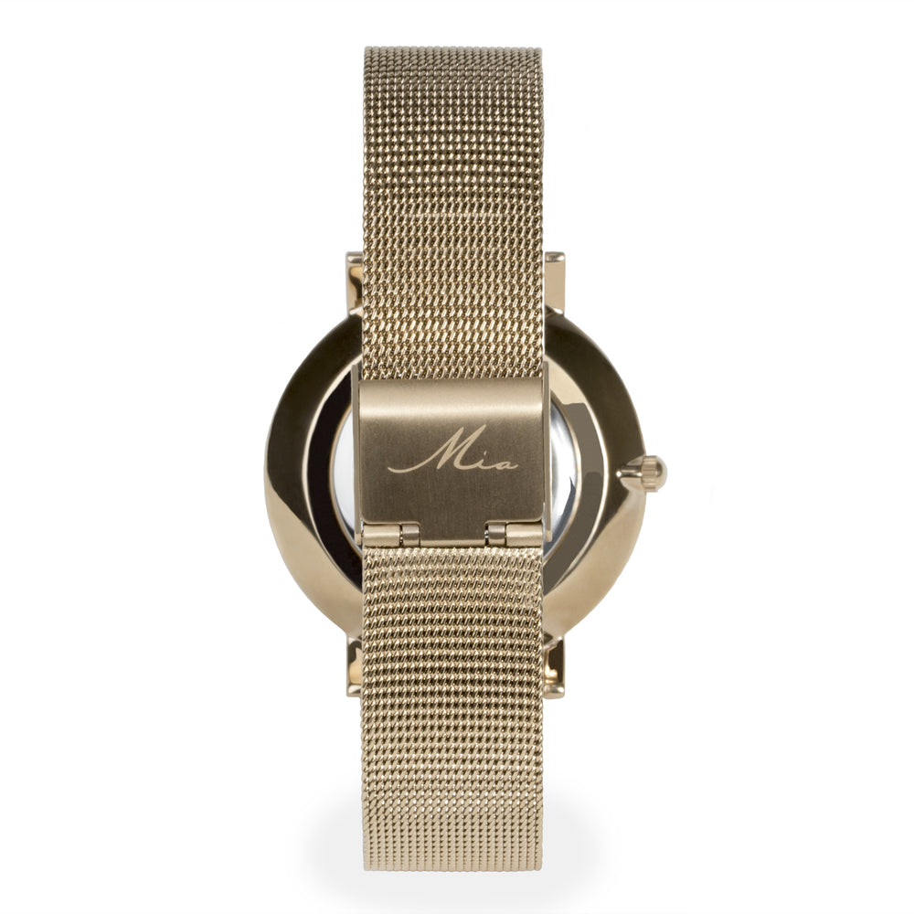 watch-women-gold-white-mesh-bracelet-stainless-steel-W317M02-MIA