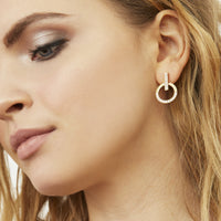 earrings-boucles d'oreilles-bar-circle-cercle-disque-disk-T418E004DORO
