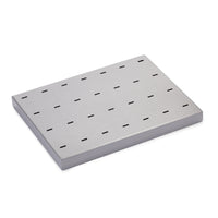 Wholesale metal display plate mia
