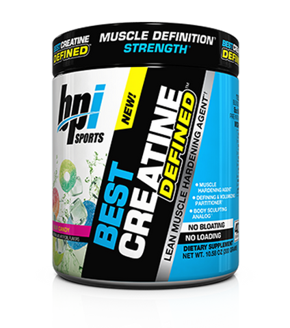 BPI Sports Creatine Defined