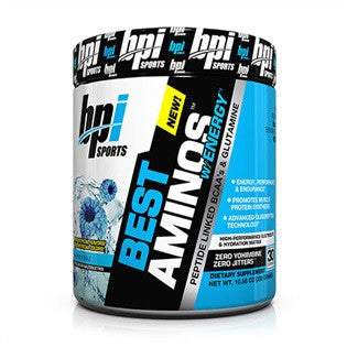 BPI Sports Best Aminos With Energy