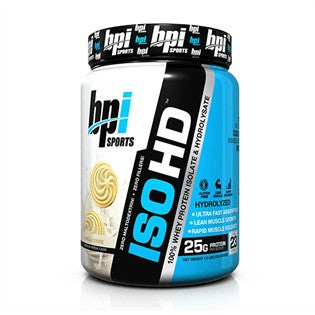 BPI Sports ISO HD - Whey Isolate