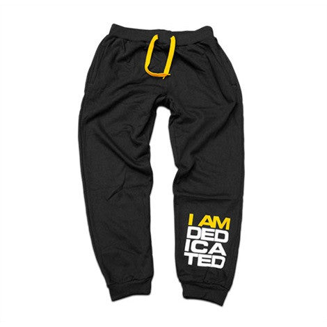 "Dedicated Tracksuit Pants - ""I Am Dedicated"""