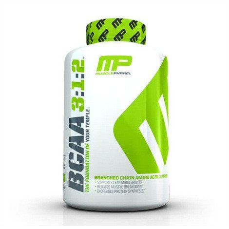 Musclepharm BCAA 3:1:2 Capsules