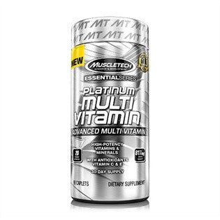 Muscletech Platinum Multivitamins