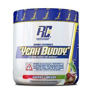 Ronnie Coleman - Yeah Buddy Pre Workout