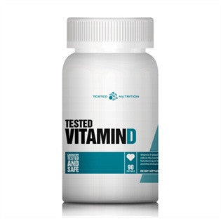 Tested Nutrition Vitamin D3
