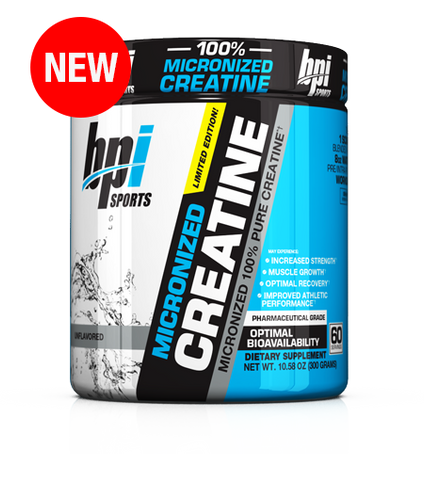 BPI Micronised Creatine