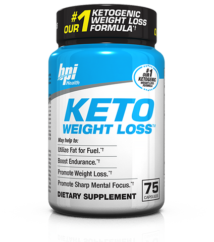 BPI Sports Keto Weightloss