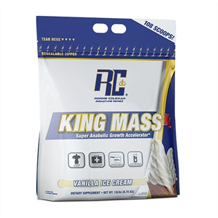 Ronnie Coleman King Mass