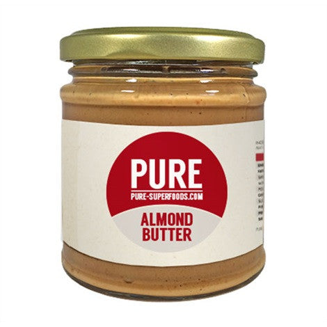 Pure Superfoods Natural Organic Almond Butter