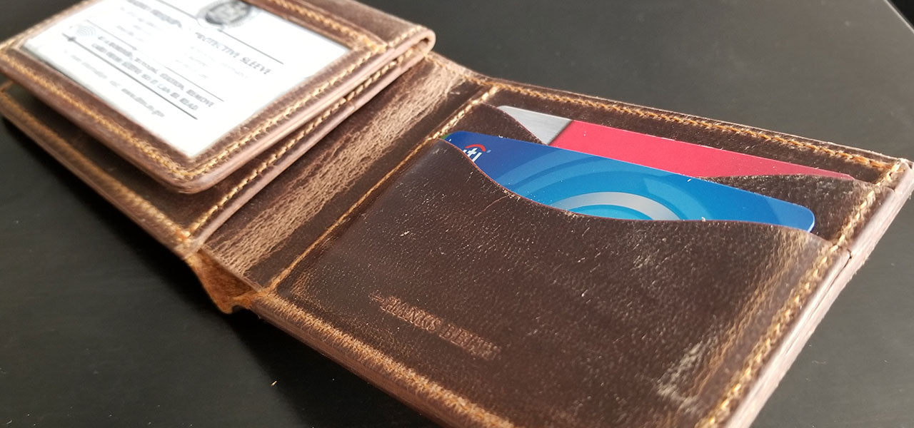 How to buy a Wallet that last and why a USA Made Hanks Wallet Will!