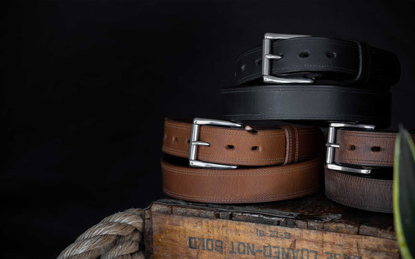 Big Men Belts