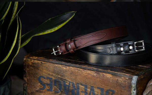Hanks Concealed Carry Gun Belts 1 Leather Gun Belt