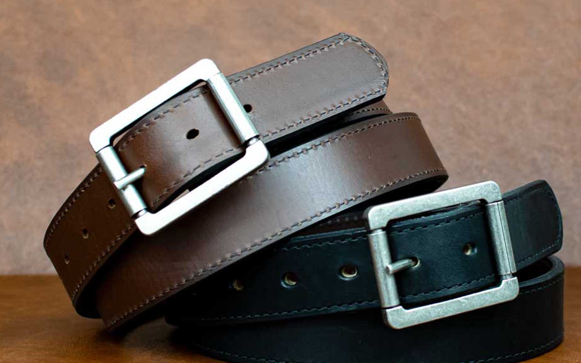 Reversible Belts