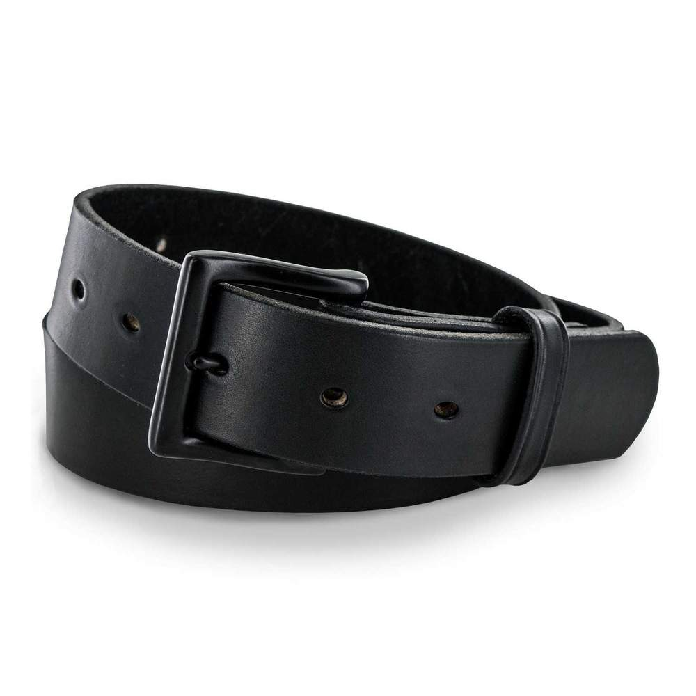 The American Work Belt From Hanks Belts In Black