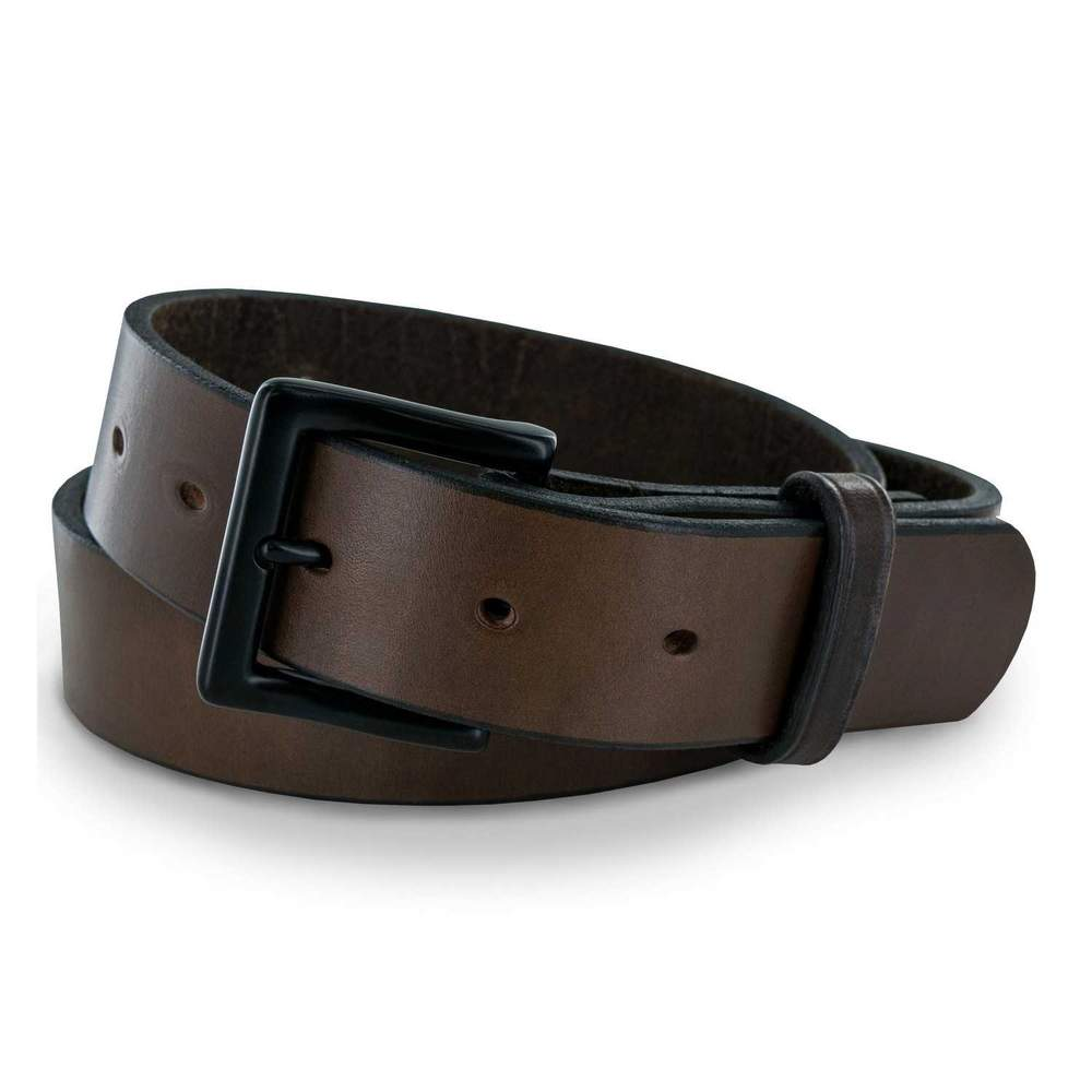 The American Work Belt From Hanks Belts In Brown