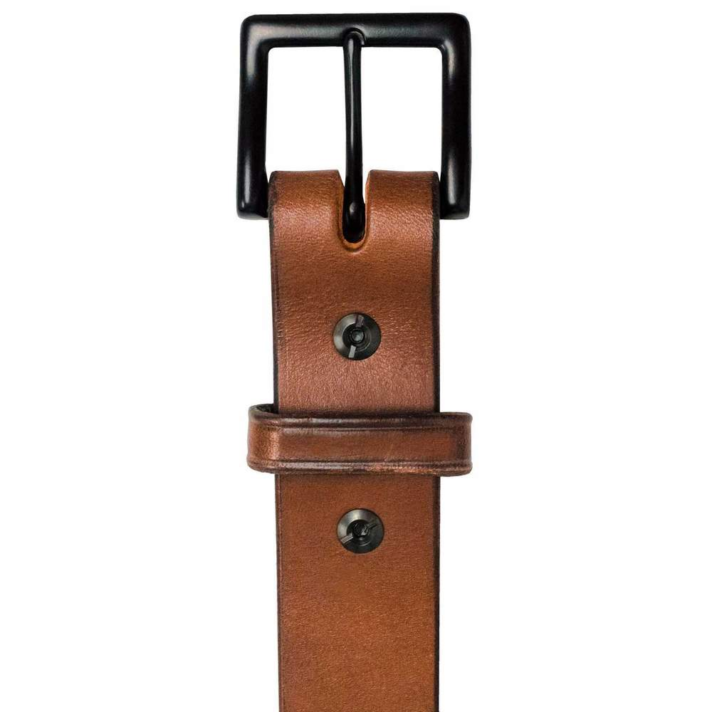 The American Work Belt From Hanks Belts In Oak