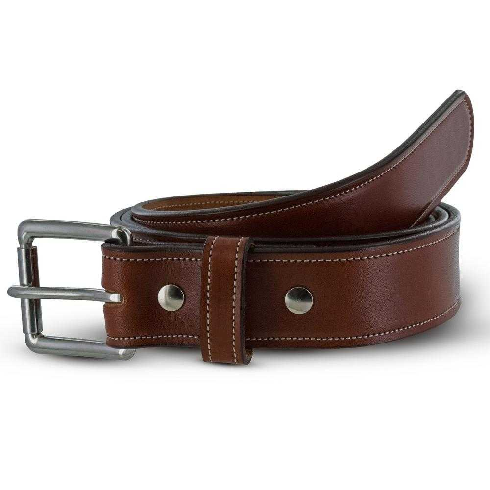 Hanks Premium Canyon Belt in Oak.