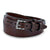 Hanks Belts Ranger Style Gun Belt in Brown