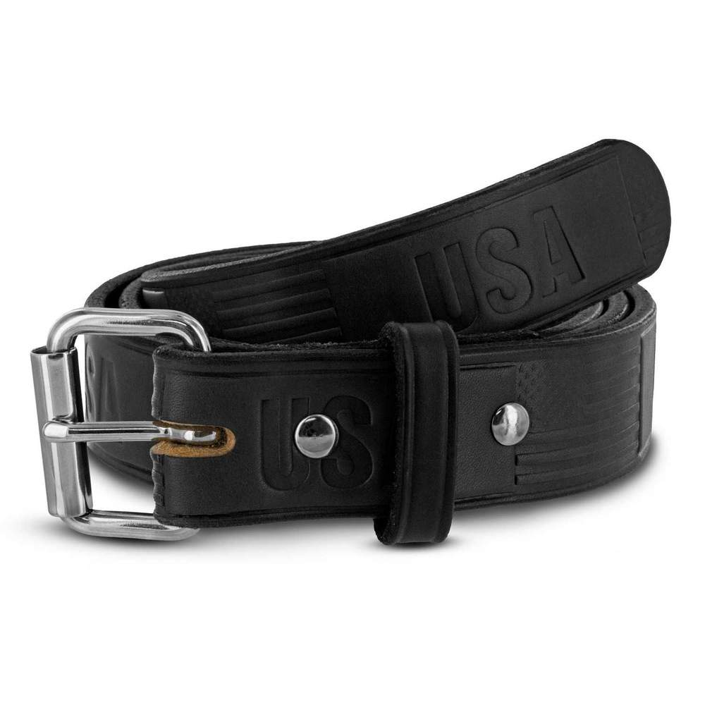 Hanks Gunner Freedom - Hanks USA Made CCW Gun Belts in Black