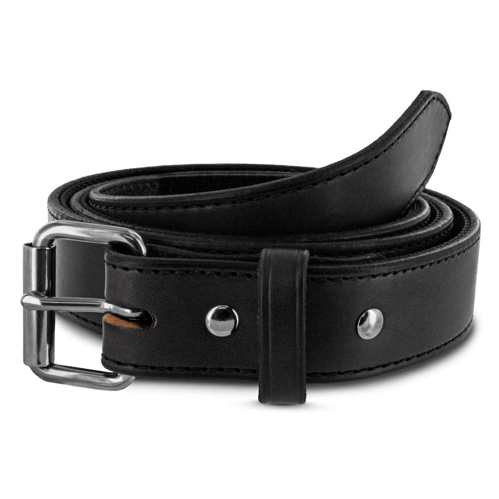 Hanks Kydex Reinforced Gun Belt In Black