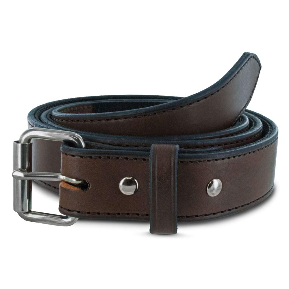 Hanks Kydex Reinforced Gun Belt In Brown