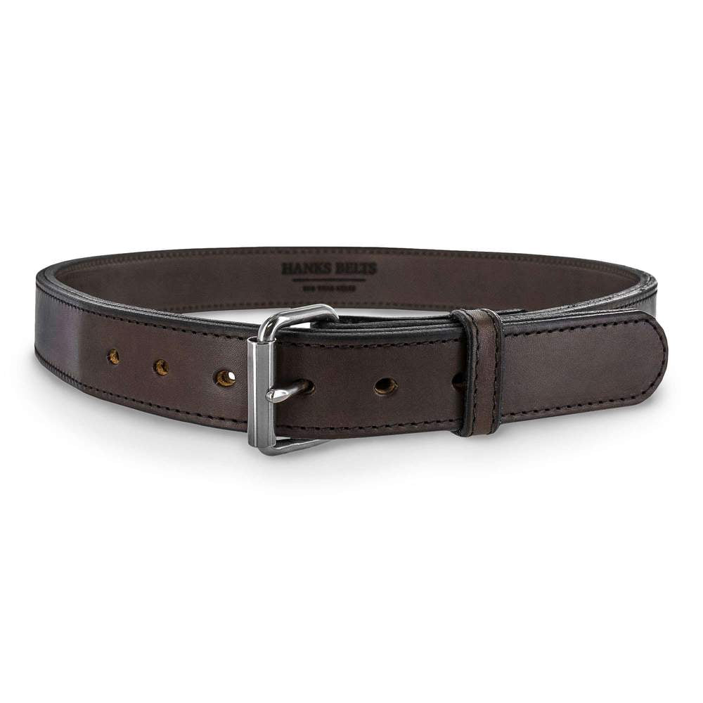 Hanks 20oz Steel Core CCW Gun Belt in Brown