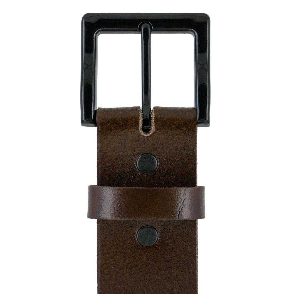 Bare Bones Jean Belt - Brown