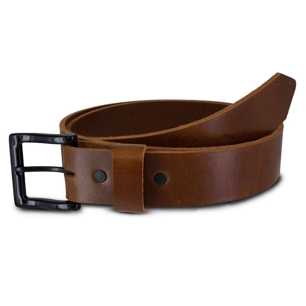 Hanks T-Bone Casual Belt in Oak