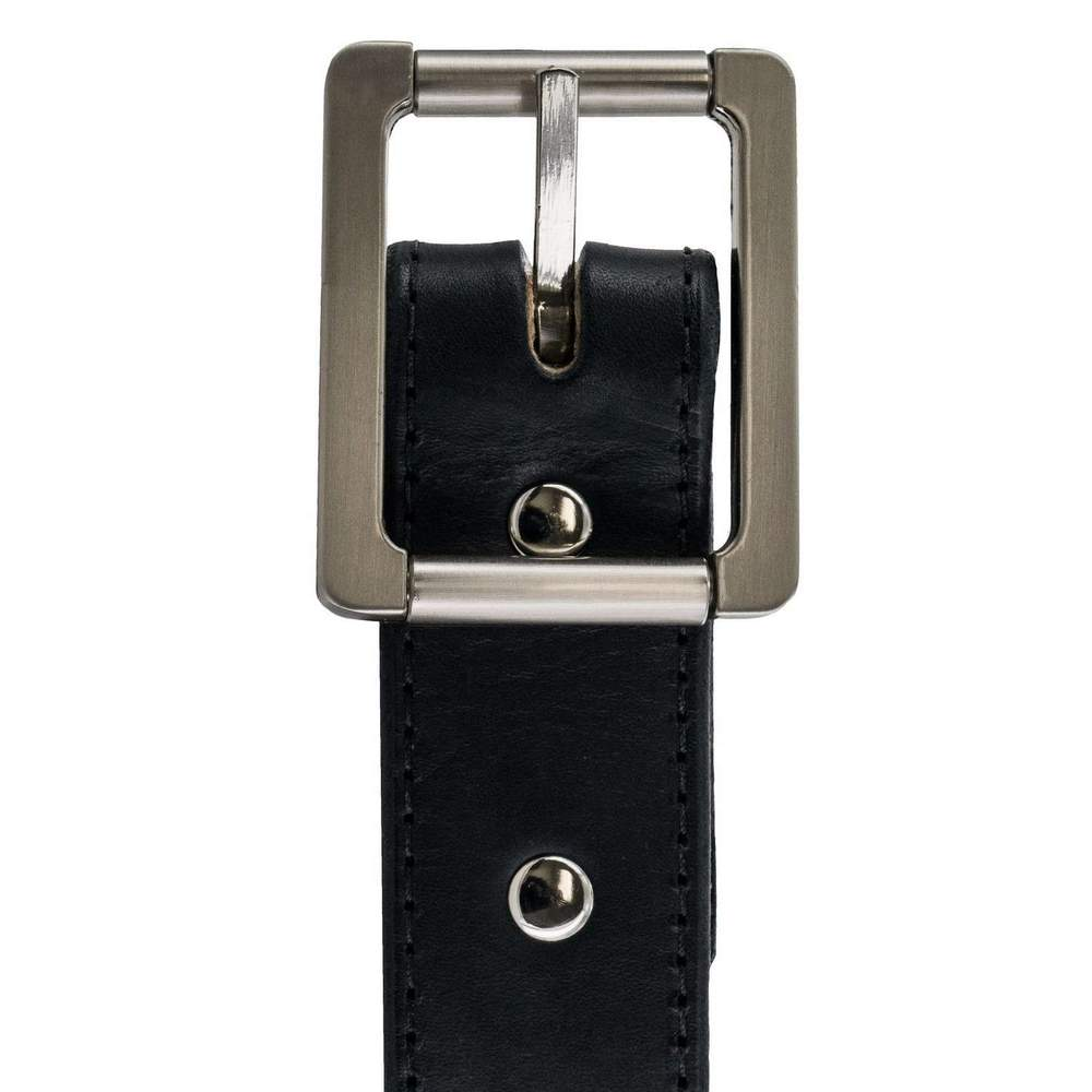 Hanks Belts USA Made Heavy Duty Work Belt - Black