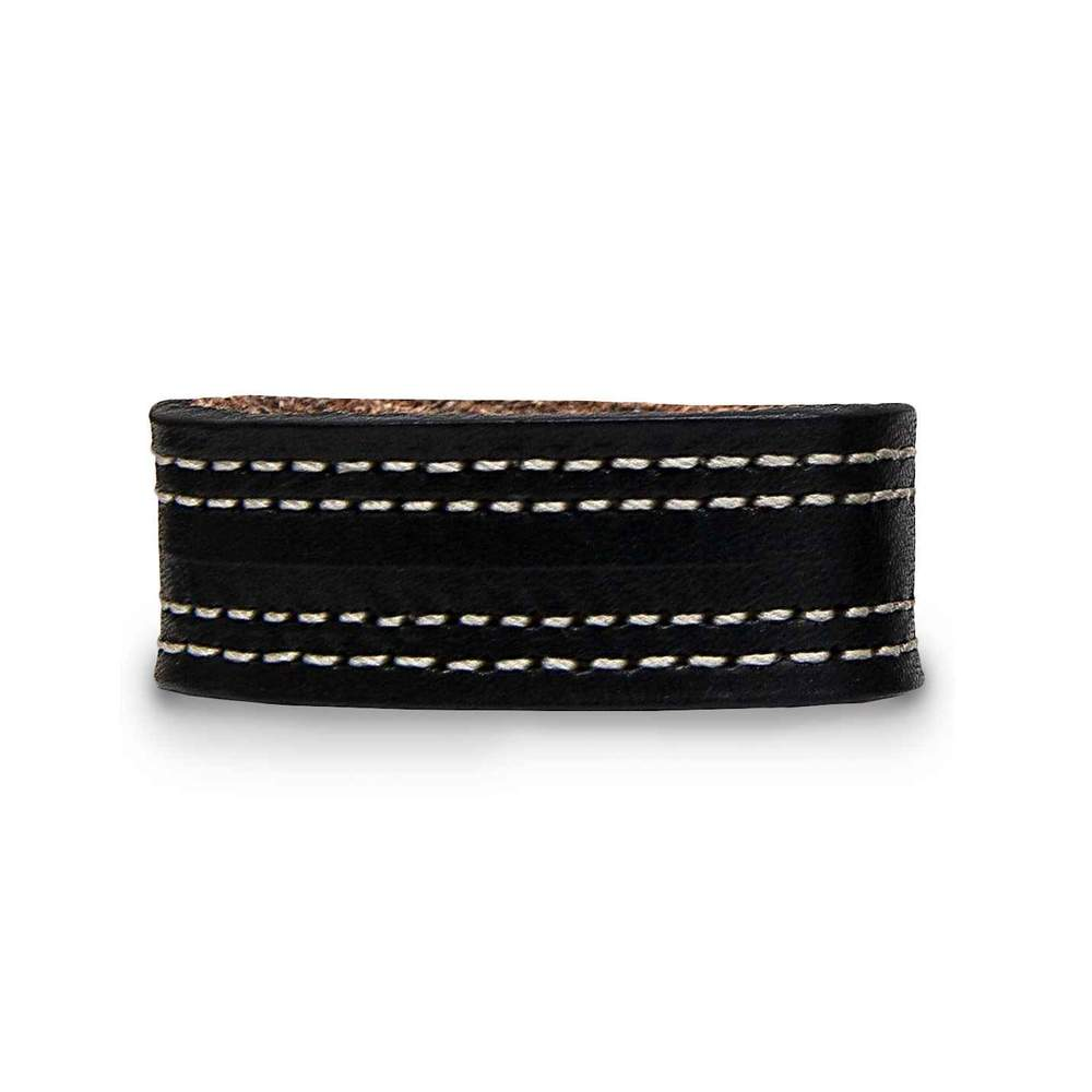 Extra Belt Keepers for Premium Double Leather Belts - Bristol Black