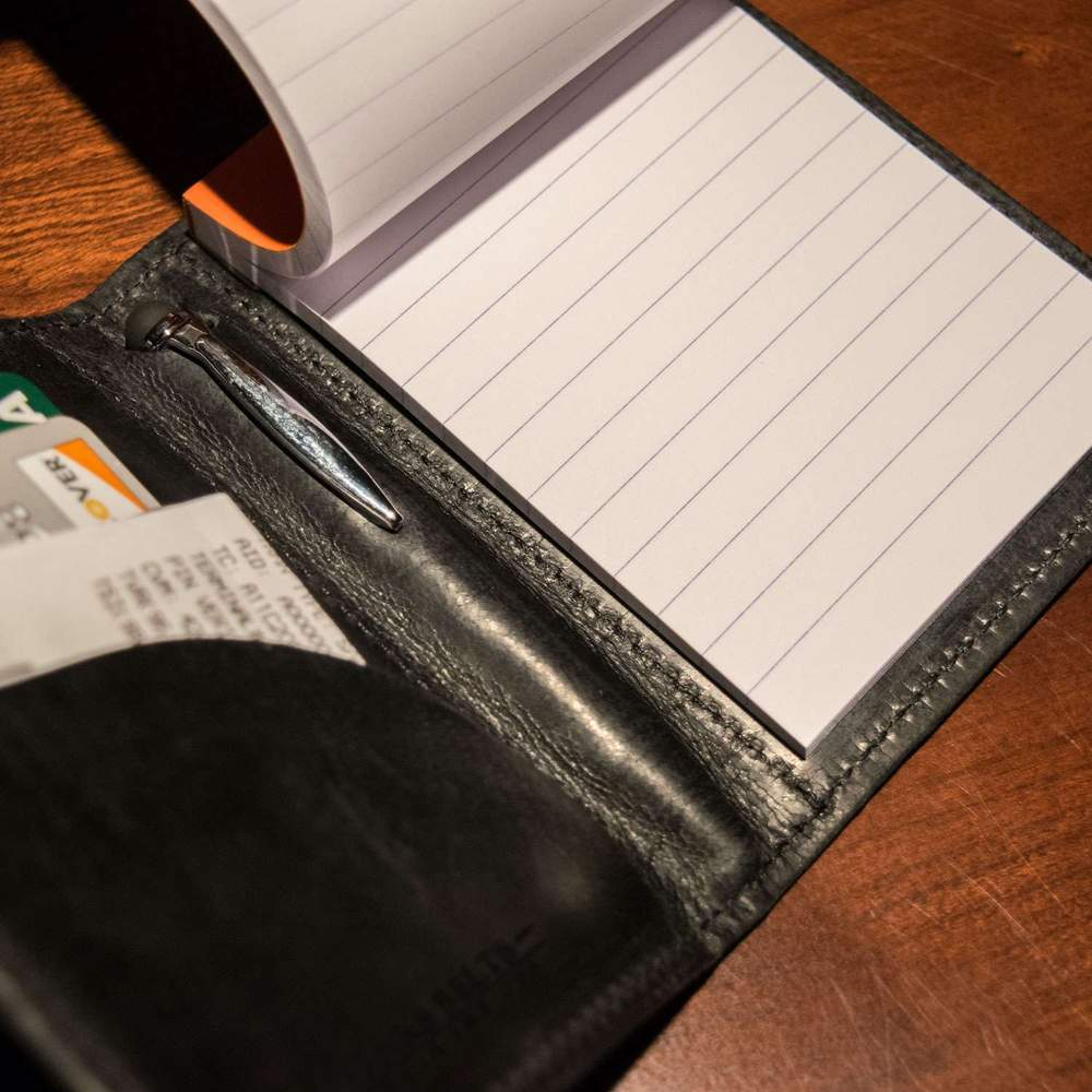 Hanks Wallet Notesman Black